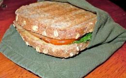 Vegan Panini Sandwich